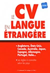 Valérie Lachenaud et Miren Lartigue - Le CV en langue étrangère.