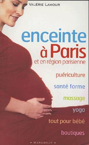 Valérie Lamour - Enceinte à Paris.