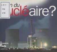 Valérie Landon et  Collectif - La fin du nucléaire ?.