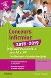 Valérie Laperche - Concours infirmier Epreuve Passerelle pour AS et AP - Entraînement et annales corrigées.