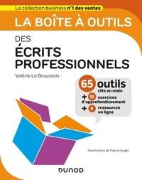 Valérie Le Broussois - La boîte à outils des écrits professionnels.