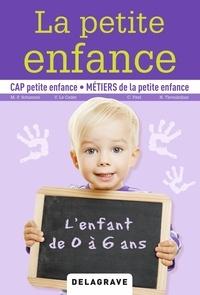 Valérie Le Cadet et Clotilde Pitel - La petite enfance CAP 2015.