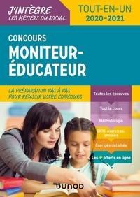 Téléchargement gratuit des livres complets Concours Moniteur éducateur 9782100790425 par Valérie Le Du