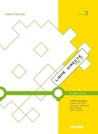 Valérie Lemeunier - Ligne Directe 3 A2.2 - Cahier d'exercices. 1 Cédérom