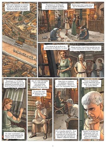Alix senator Tome 2 Le dernier pharaon