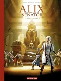 Valérie Mangin et Thierry Démarez - Alix senator Tome 2 : Le dernier pharaon.