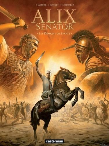 Alix senator Tome 4 Les démons de Sparte