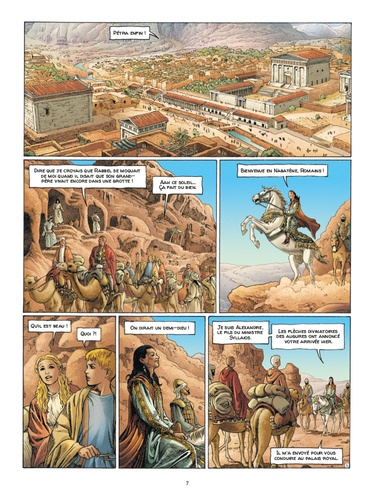 Alix senator Tome 8 La cité des poisons -  -  Edition de luxe