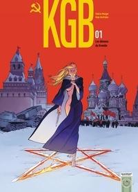 Valérie Mangin et Malo Kerfriden - KGB Tome 1 : Les Démons du Kremlin.