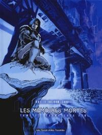 Valérie Mangin et Denis Bajram - Les mémoires mortes Tome 2 : Océan sans eau.