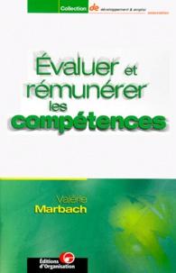 Valérie Marbach - Évaluer et rémunérer les compétences.