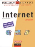 Valérie Martinez - Internet - Initiation.
