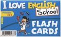 Valérie Menneret - I Love English School CE2 - Flashcards.