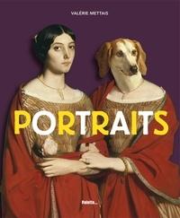 Valérie Mettais - Portraits.