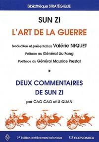 Valérie Niquet - L'art de la guerre - Deux commentaires de Sun Zi.