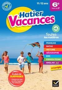 Valérie Ougier et Hélène Ricard - Hatier vacances de la 6e vers la 5e - Toutes les matières.