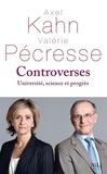 Valérie Pécresse et Axel Kahn - Controverses - Université, Science et Progrès.
