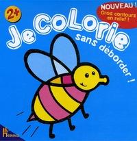 Valérie Pernot - Je colorie sans déborder - L'abeille.