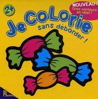 Valérie Pernot - Je colorie sans déborder - Les bonbons.