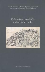 Valérie Peyronel - Culture(s) et conflit(s), cultures en conflit.