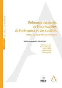 Histoiresdenlire.be Réformes des droits de l'insolvabilité, de l'entreprise et des sociétés - Impact sur les professions Image
