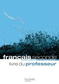 Livre Francais 2de Livre Du Professeur Livre Unique Pdf