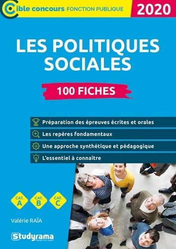 100 fiches les politiques sociales  Edition 2020