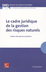 Deedr.fr Le cadre juridique de la gestion des risques naturels Image