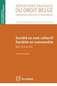Société en nom collectif, sociétés en commandite SNC, SCS et SCA.pdf