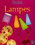 Valérie Strub - Lampes.