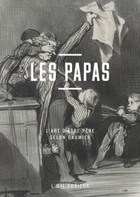 Galabria.be Les papas - L'art d'être père selon Daumier Image