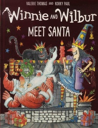 Valerie Thomas et Korky Paul - Winnie and Wilbur Meet Santa.