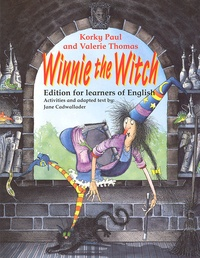 Valerie Thomas et Korky Paul - Winnie the witch - Edition for learners of English.