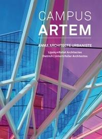 Valérie Thouard - Campus Artem - ANMA architecte urbaniste.