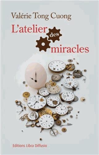 L'atelier des miracles Edition en gros caractères