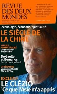 Valérie Toranian - Revue des deux Mondes Novembre 2020 : Le siècle de la Chine.