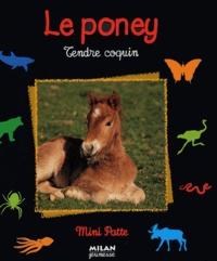 Valérie Tracqui et Pierre Miriski - Le poney - Tendre coquin.