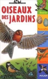Valérie Tracqui - Oiseaux des jardins.