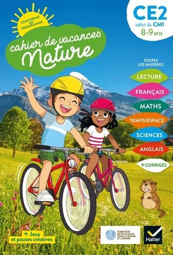 Valérie Videau et Catherine Mohn - Cahier de vacances Nature 2020 du CE2 au CM1 8/9 ans.