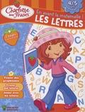 Valérie Videau - En avant la maternelle : Les lettres, 4-5 ans.