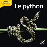 Valérie Videau - Le python - Grande section, CP, CE1 (Cycle 2).