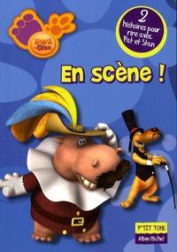 Valérie Videau - Pat & Stan Tome 2 : En scène !.