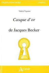 Valérie Vignaux - Casque d'or de Jacques Becker.