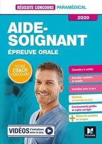 Valérie Villemagne et Anne-Laure Moignau - Aide-Soignant - Epreuve orale.