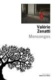 Valérie Zenatti - Mensonges.