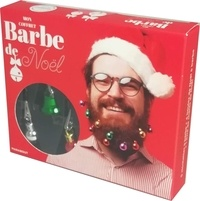 Histoiresdenlire.be Mon coffret Barbe de Noël - Mon carnet de chants de Noël, avec 5 clochettes à barbe et 4 boules de Noël à barbe Image
