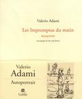 Valerio Adami - Les impromptus du matin - Autoportrait.