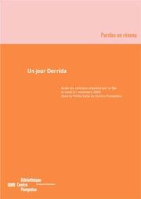 Valerio Adami et Jacques-Olivier Bégot - Un jour Derrida.
