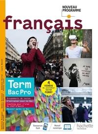 Valéry Bailleul et Nathalie Balaguer - Français Terminale Bac Pro.