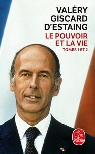 Valéry Giscard d'Estaing - Le pouvoir et la vie.